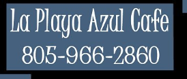 La Playa Azul Cafe